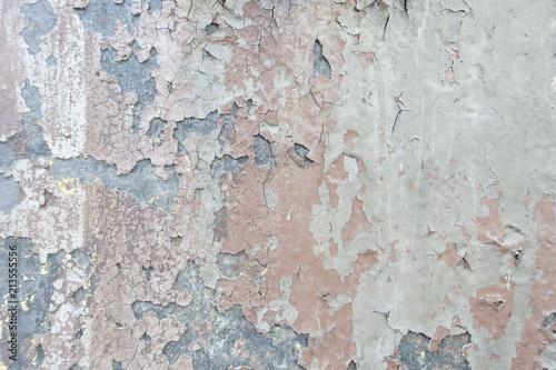 Foto auf AluDibond Alte schmutzig texturierte wand tan white textured wall background