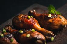 Grilled Chicken Drumstick Deli...