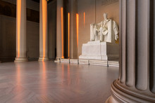 The Lincoln Memorial Indoors A...
