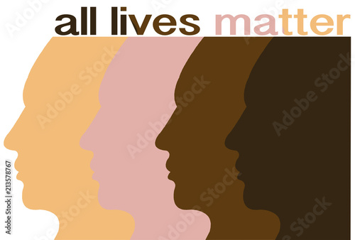 Photo  All Lives Matter