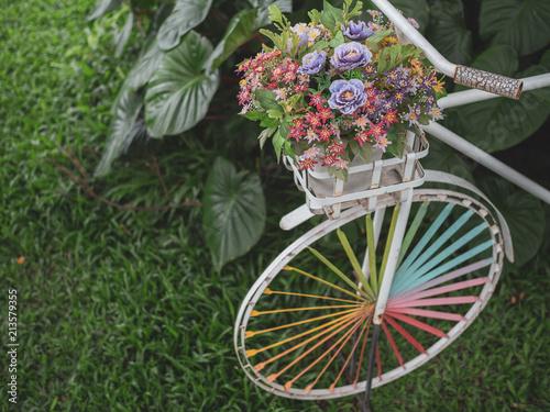 Türaufkleber Fahrrad Vintage Bicycle