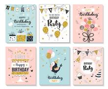 Happy Birthday Greeting Card A...