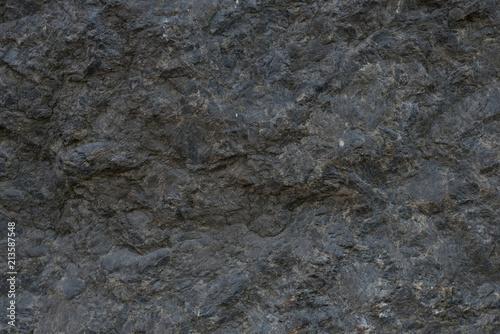 In de dag Stenen texture of a black stone wall