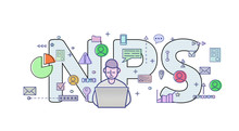 Net Promoter Score, NPS. Conce...
