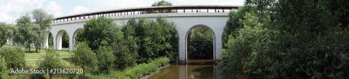 Fotografie, Obraz Rostokinsky aqueduct