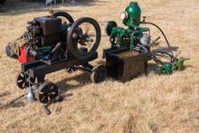 Vintage Small Steam Engine