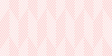 Background pattern seamless chevron pink and white geometric abstract vector design. - 213645919