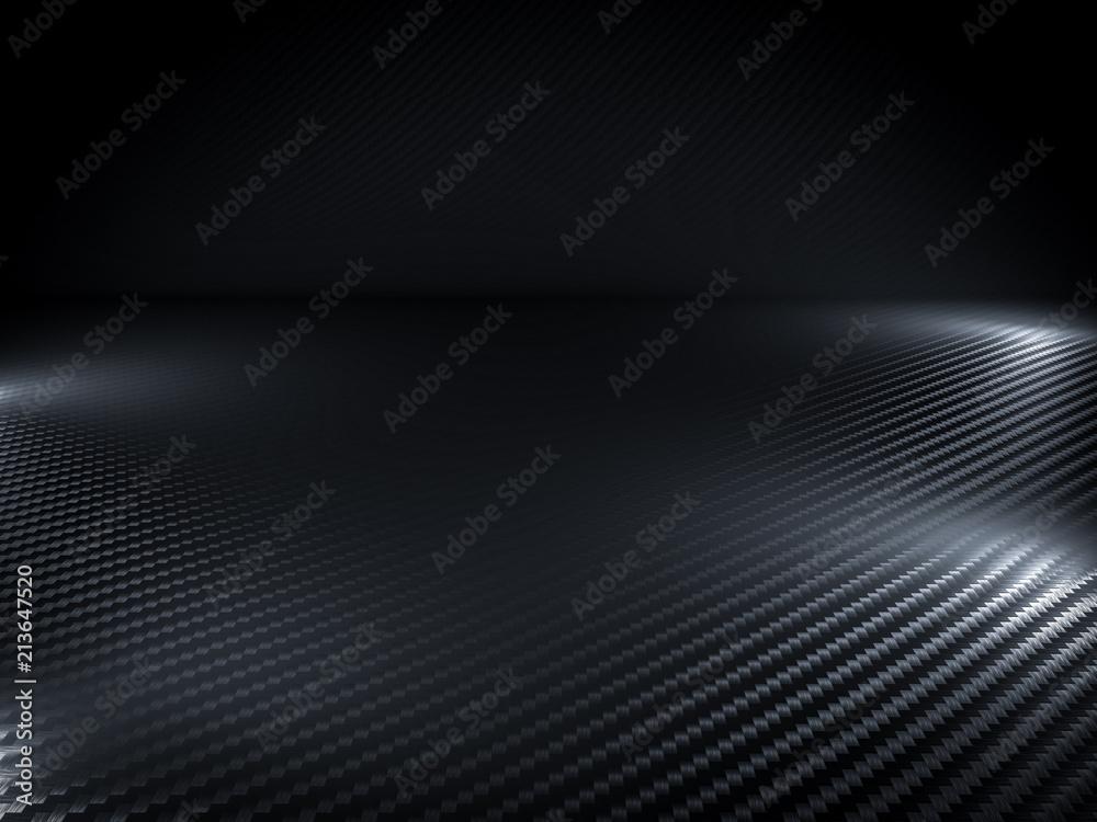 Fototapeta carbon fiber image