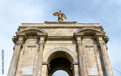 War Memorial in Constantine, Algeria