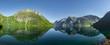 Leinwandbild Motiv Fjord ion Norwegen