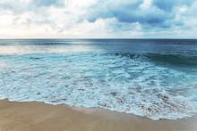 Beautiful Shoreline At Tropica...