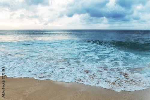 Obrazy turkusowe turkusowe-morze
