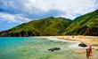 Seascape of Quy Nhon, Vietnam
