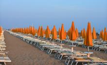Beach Umbrellas Still Closed A...