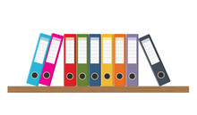 Document Storage Shelves