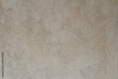 Seamless Empty Sand Wall Background From Gray Color Texture