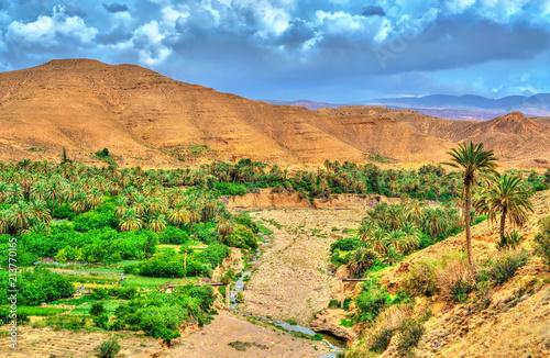 Poster Algérie Landscapes of Batna Province in Algeria