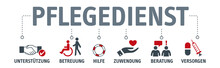 Banner Pflegedienst