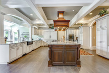 Stunning Kitchen Room Design W...