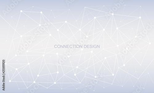 Valokuvatapetti Connessioni web