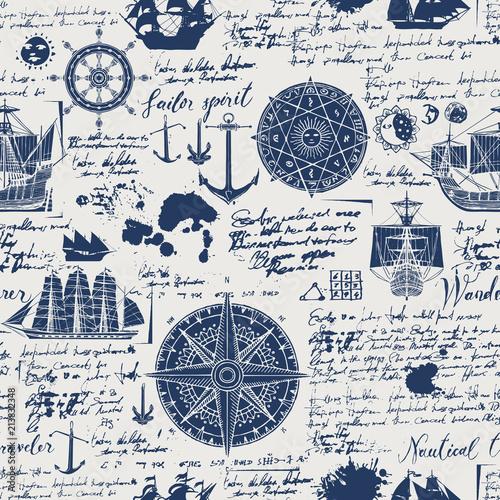 Tapety Vintage wektorowy-abstrakcjonistyczny-bezszwowy-tlo-na