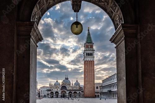 Plakat Wenecja, Bazylika San Marco