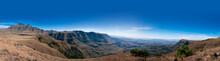 Drakensberg Escarpment In Sout...