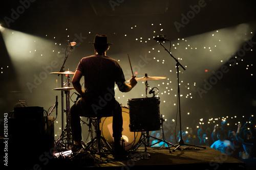 Fotografía Drummin for the Audience