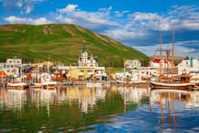 Historic Fishing Town Of Husav...