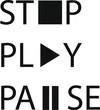 Stop-Play-Pause