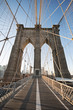 Brooklyn Bridge in Manhattan, New York City