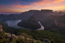 Blyde River Canyon Sunrise