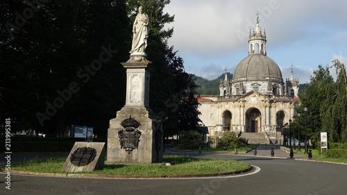 Santuario de Loiola en Azpeitia