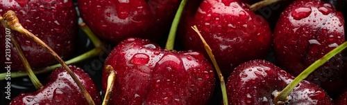 Cherries Fotobehang