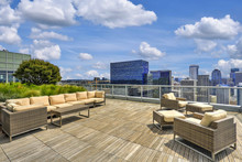 Beautiful View Of Sky Lounge O...
