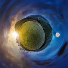 Little Planet Spherical Panora...