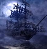 Pirate Ghost Ship Flying Dutchman