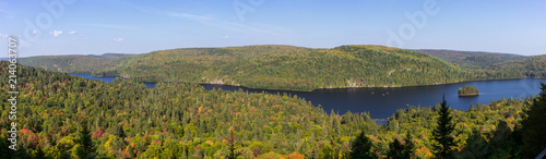 Photo La Mauricie National Park in Canada
