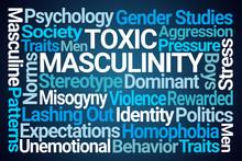 Toxic Masculinity Word Cloud
