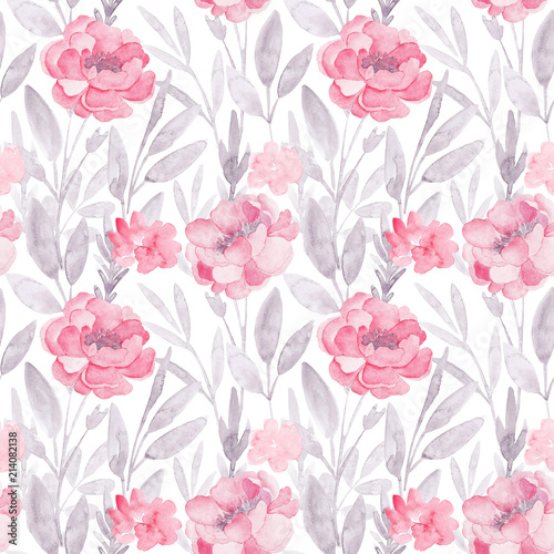 delikatna-akwarela-ilustracja-piwonia-kwiatow-i-lisci-w-jasnych-kolorach-rozowy