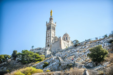 Notre Dame De La Garde Marseille Church