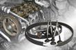 Fault auto valves and belt