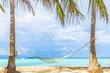 Hammock on the beach, Thailand