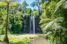 Milla Milla Falls, Queensland