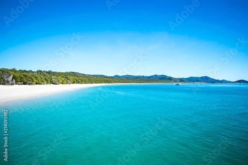 Photo Whitehaven beach, Queensland
