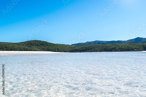 Photo Whitehaven beach, Queensland