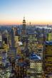 The Manhattan Skyline