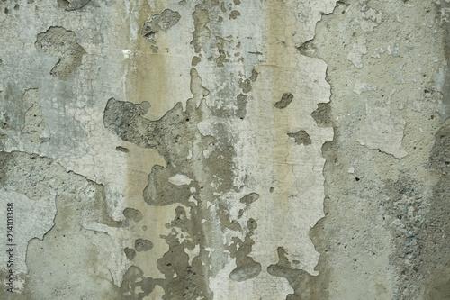 Photo sur Aluminium Vieux mur texturé sale Old concrete wall. Concrete background. Cope space