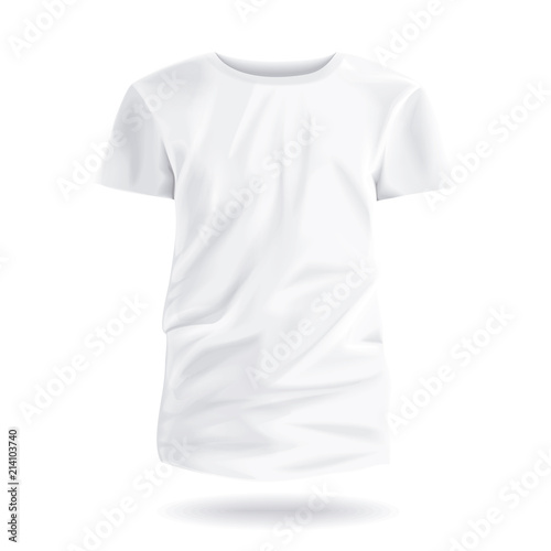 Mock Up T Shirt Kids Template Advertising Store Fashion Casual