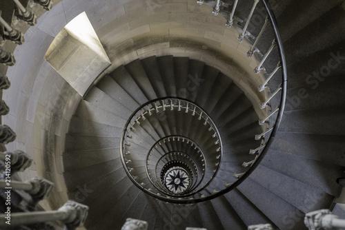 Fototapety, obrazy: Escalier interminable phare ile de ré